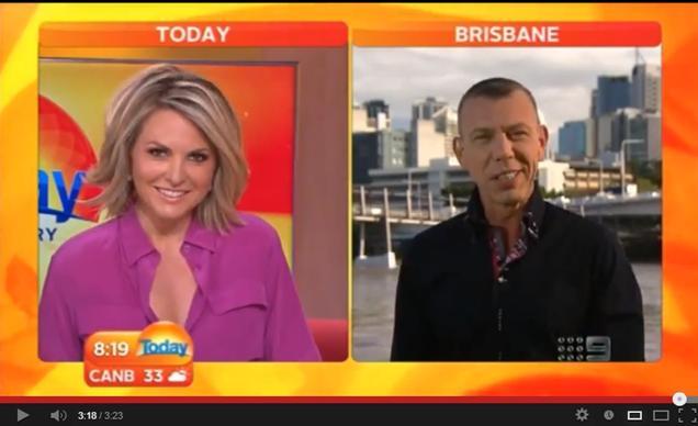 Male Escort Melbourne interview with Georgie Gardiner