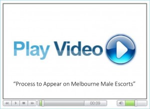 Male Escorts Melbourne Presents Process to Appear on Melbourne Male Escorts